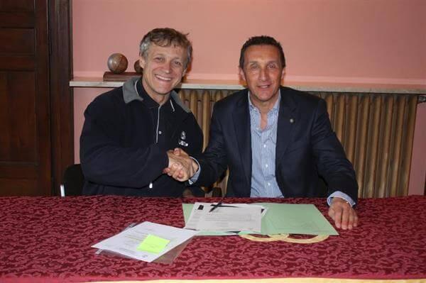 Daniele Bassi, Bürgermeister der italienischen Gemeinde der Gemeinde Massa Lombarda und WASP (Bild © 3ders.org).