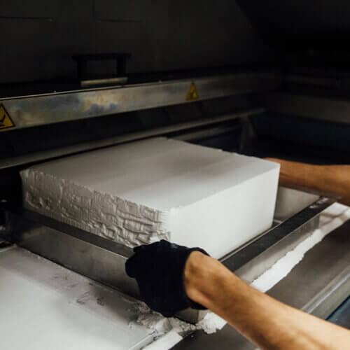 Der Zante Generate entstand mit dem 3D-Druckverfahren Selektives Lasersintern (Bild © New Balance).