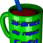 3D-Druck Repair Café Berlin
