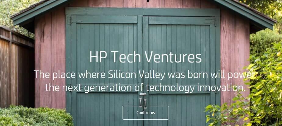 HP Tech Ventures