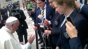 Papst segnet 3D-Druck