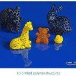 Kombinierte Polymer-Strukturen aus dem 3D-Drucker