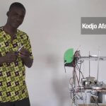 WoeLab 3D-Drucker aus Schrott
