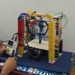 3D-Drucker aus Lego
