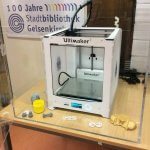 Ultimaker 3D-Drucker in Gelsenkirchen