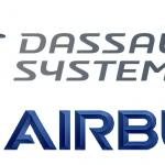 Airbus und Dassault Systems