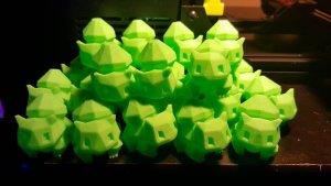 Pokémon-Spielzeug aus 3D-Drucker