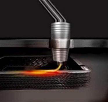 3D-Druck mit Glas