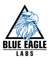 Blue Eagle Labs Logo
