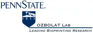 Logo PennState Ozbolat Lab