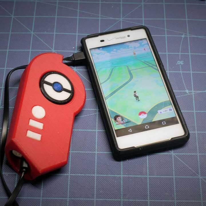 Pokédex-Ladegerät für Smartphones