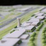 Zu behör für Rennstrecke aus 3D-Drucker