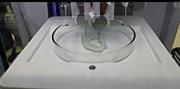 3D-Druck eines Ohres an der ETH Zürich. (Bild © Screenshot;Mediathek SRF.ch).