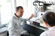 3D-Drucker und Pflaster