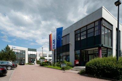 SLM Solutions Verwaltungsgebäude