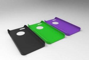 Smartphone-Hüllen aus dem 3D-Drucker