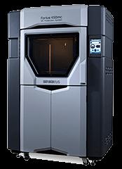 Mit einem solchen Stratasys Fortus 450 Drucker wurde die Rückenstütze hergestellt. (Foto: © stratasys.com)