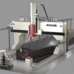3D-Drucker von Ingersoll und ORNL.