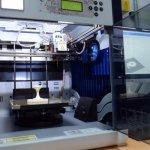 3D-Drucker der Dubaier Metro