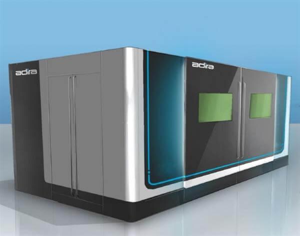Adira stellt Laserschmelz-3D-Metalldrucker mit größerem Bauvolumen vor