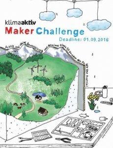 klimaaktiv Maker Chellenge Logo