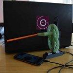 Ladegerät aus dem 3D-Drucker