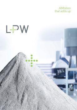 LPW stellt Metallpulver für den 3D-Druck her. (Bild: © lpwtechnology.com)