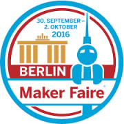 Maker faire Berlin Logo