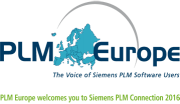 Siemens PLM Connection Logo.
