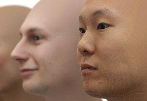 3D-Druck-Selfie und -Scan