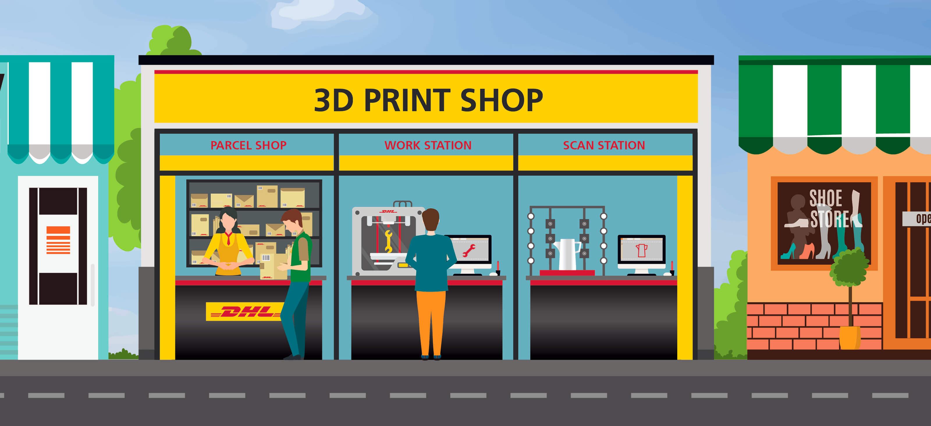 """DHL stellt eigenen Trend Report zum Thema """"3D-Druck und die Zukunft der Lieferketten"""" vor"""