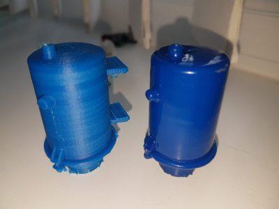 Aceton 3D-Druck