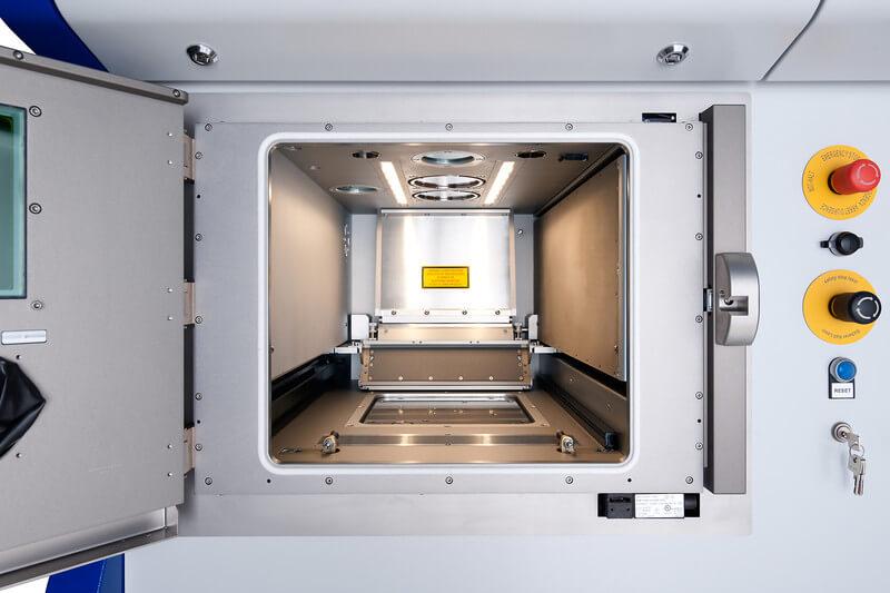 Bauraum der SLM 280 2.0.