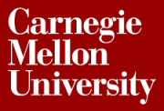 Logo der Carnegie Mellon University.