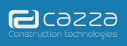 Logo Cazza Construction Technologies.