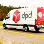 DPD Lieferwagen