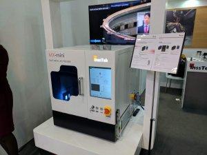 MX-Mini auf der Formnext 2016.