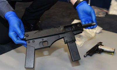 Maschinenpistole aus 3D-Drucker
