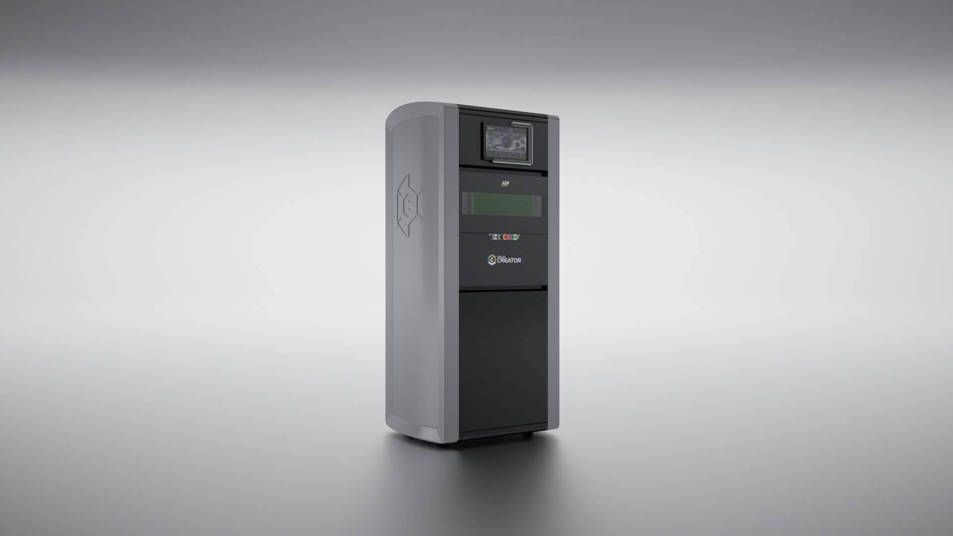 """OR Laser präsentiert neuen 3D-Metalldrucker """"ORLAS CREATOR"""""""
