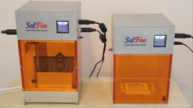 SafFire 3D-Drucker.