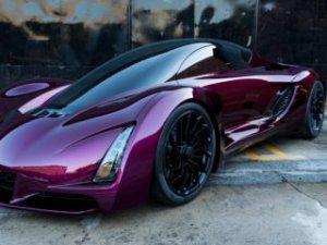 Blade Supercar.
