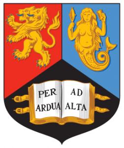 Logo Universität Birmingham