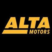 Alta Motors Logo.