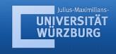 Logo Universität Würzburg.