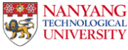 Logo Nanyang Technological Universität Singapur.
