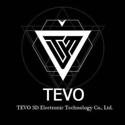 TEVO präsentiert den Delta-3D-Drucker \