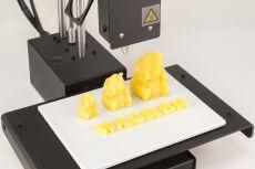 Kaugummi aus dem 3D-Drucker von Wacker