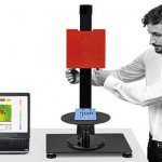 3D-Scanner im Labor