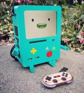BMO von Adventure Time