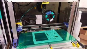BMO unterm 3D-Drucker